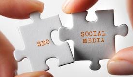 Søkemotoroptimalisering - sosiale medier