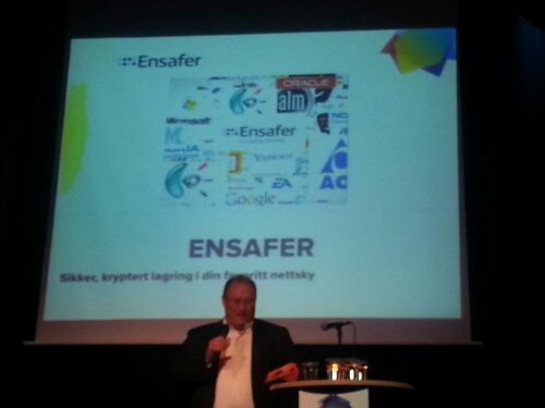 Nordic Startup Awards 2012