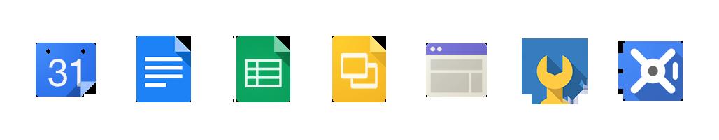 Google Apps for bedrifter